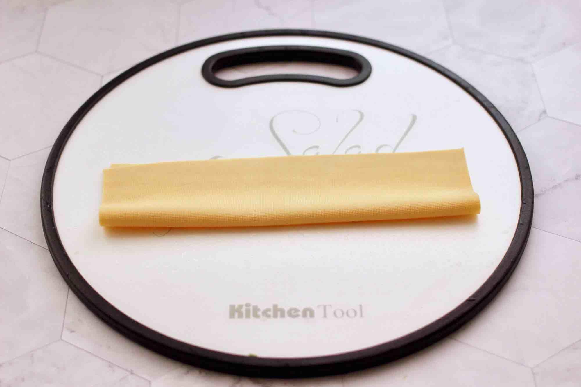 凉拌菊花豆皮的简单做法