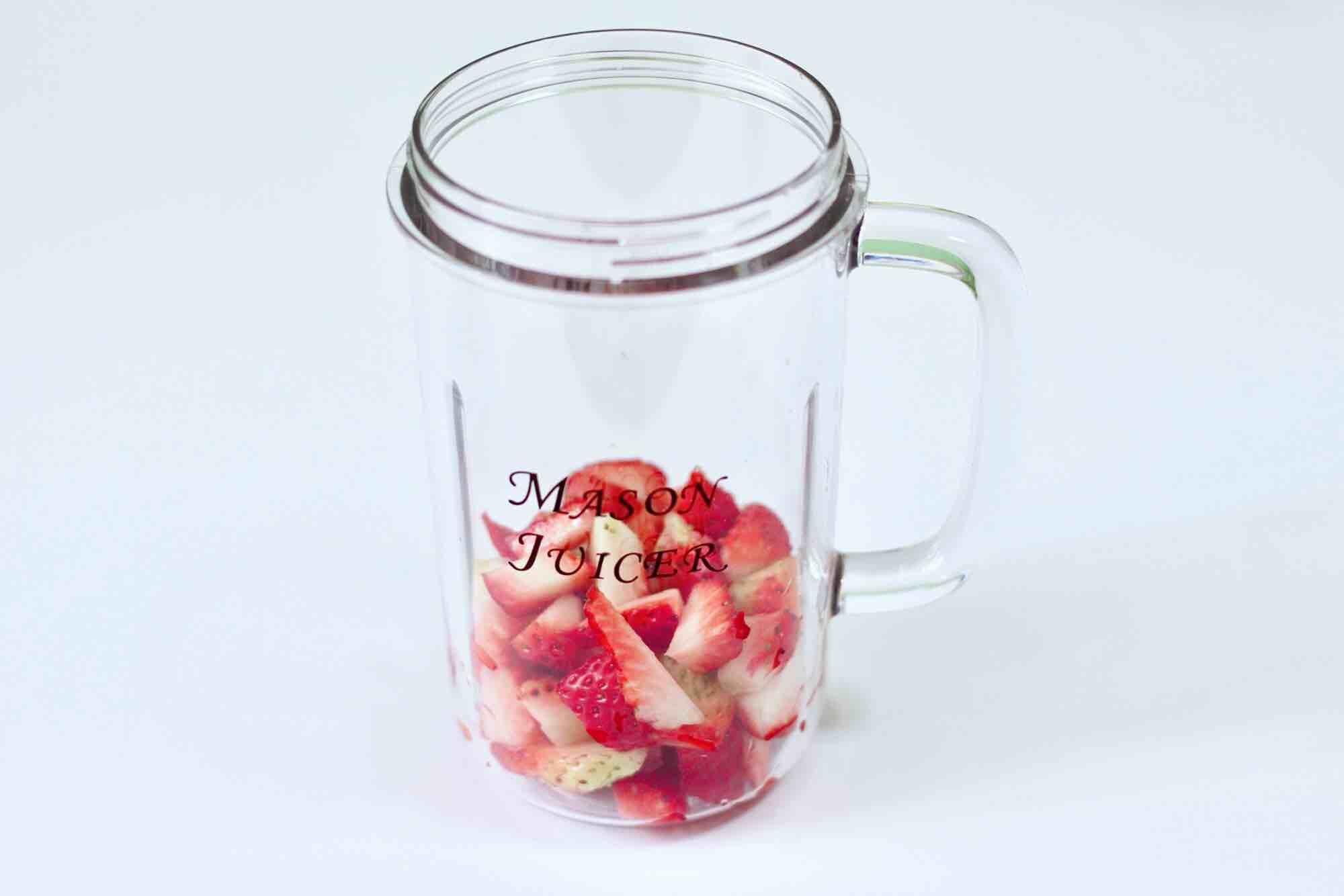 草莓牛奶燕耳露怎样煸