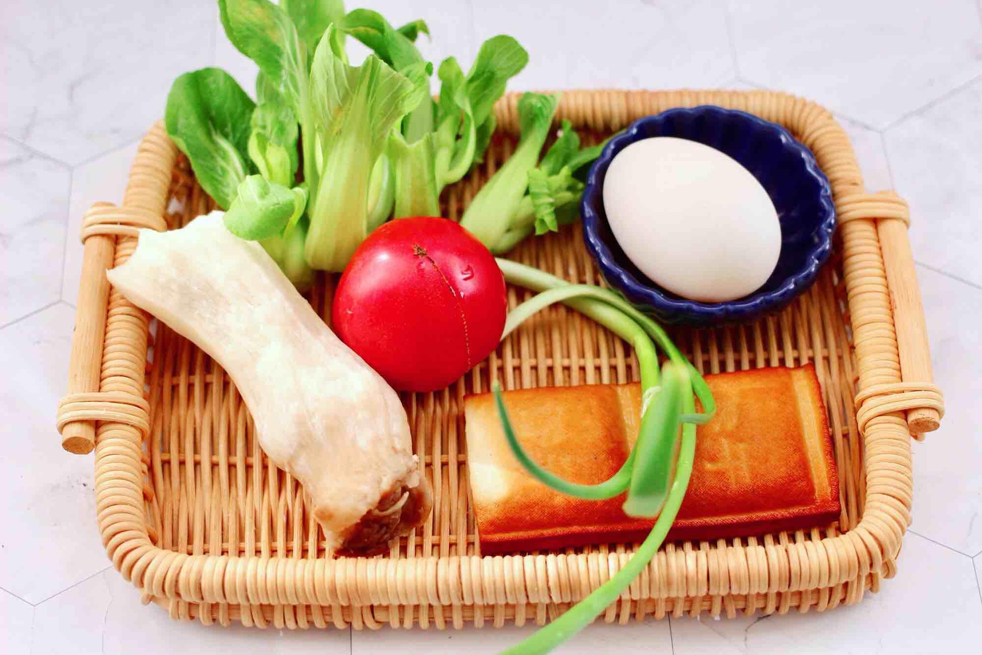 鹅蛋番茄时蔬彩色贝壳面的做法大全