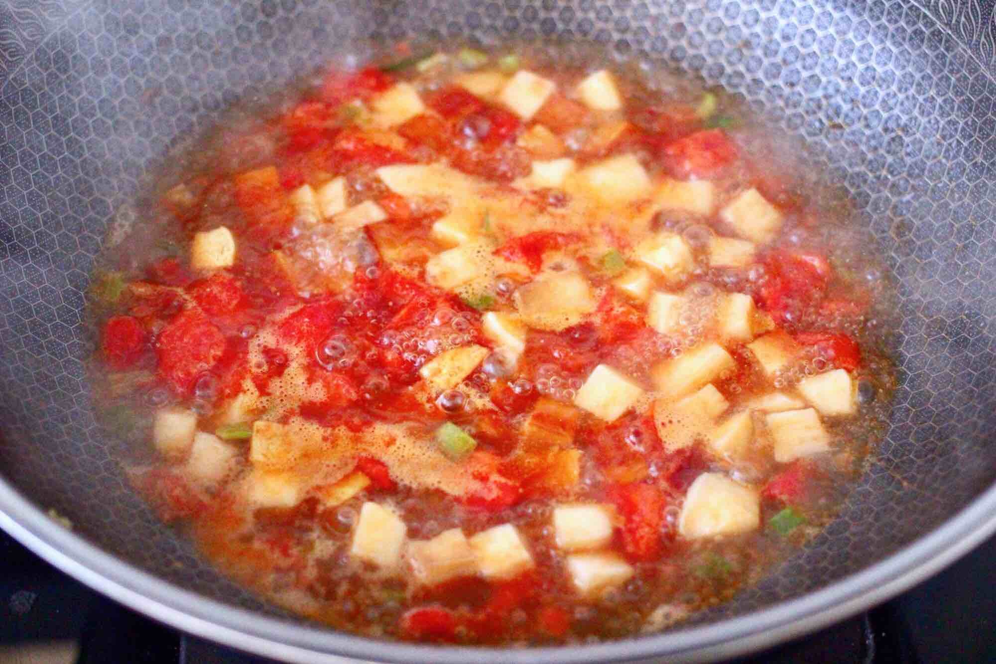 鹅蛋番茄时蔬彩色贝壳面怎么煮