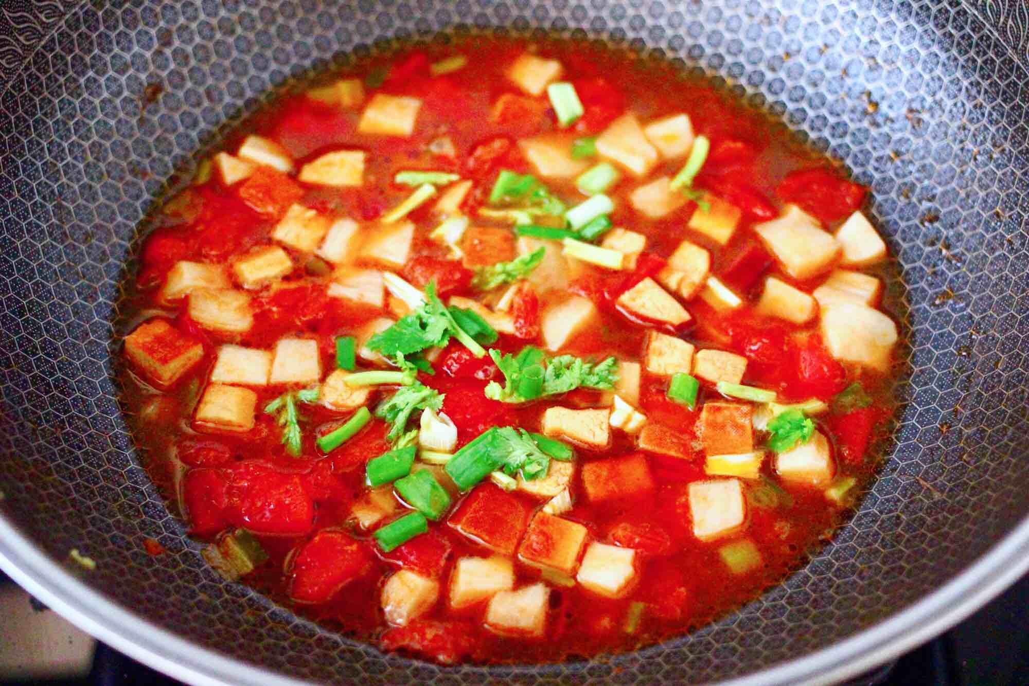 鹅蛋番茄时蔬彩色贝壳面怎么炖
