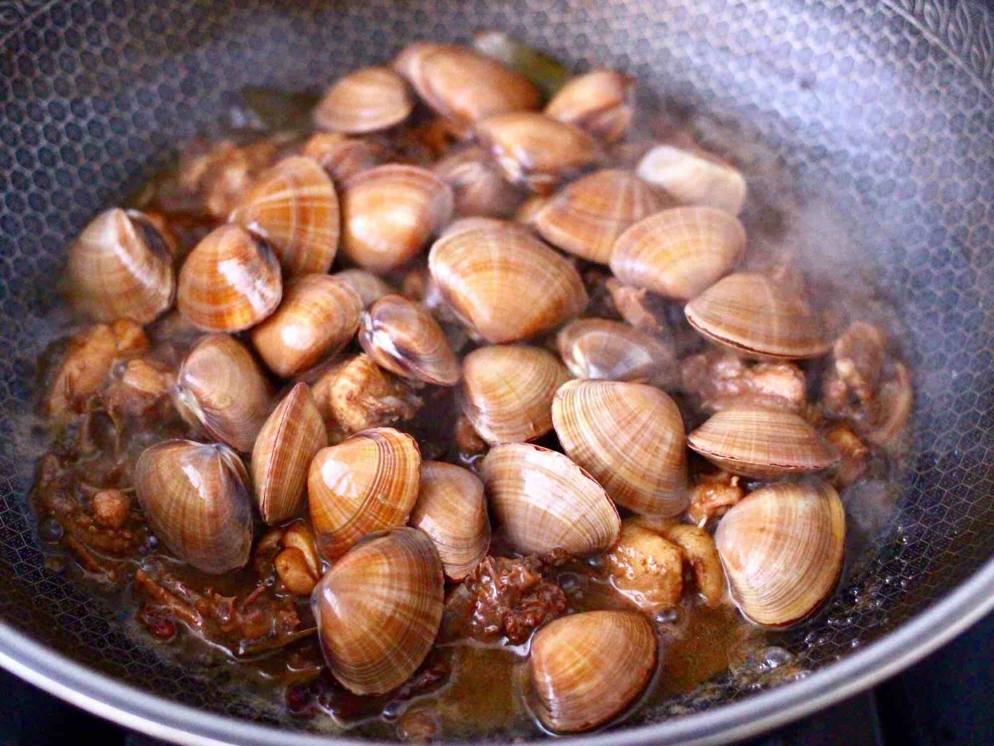 鸡焖蛤怎样煮