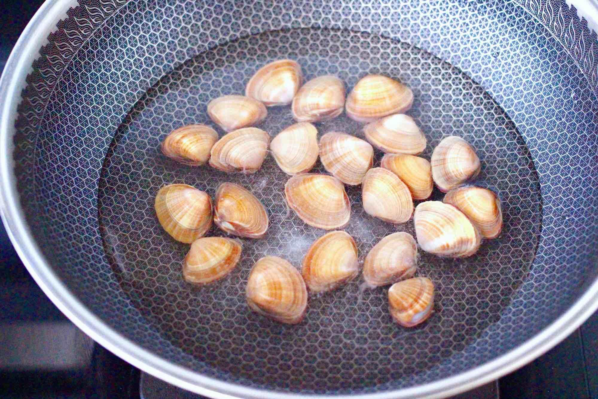 飞蛤豆腐鸡蛋羹的做法图解