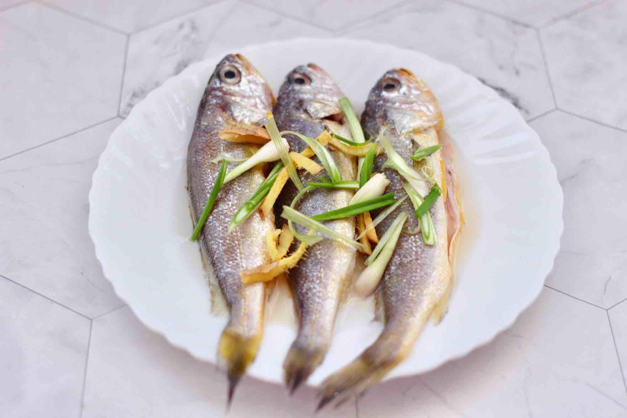 豆皮黄花鱼怎么做