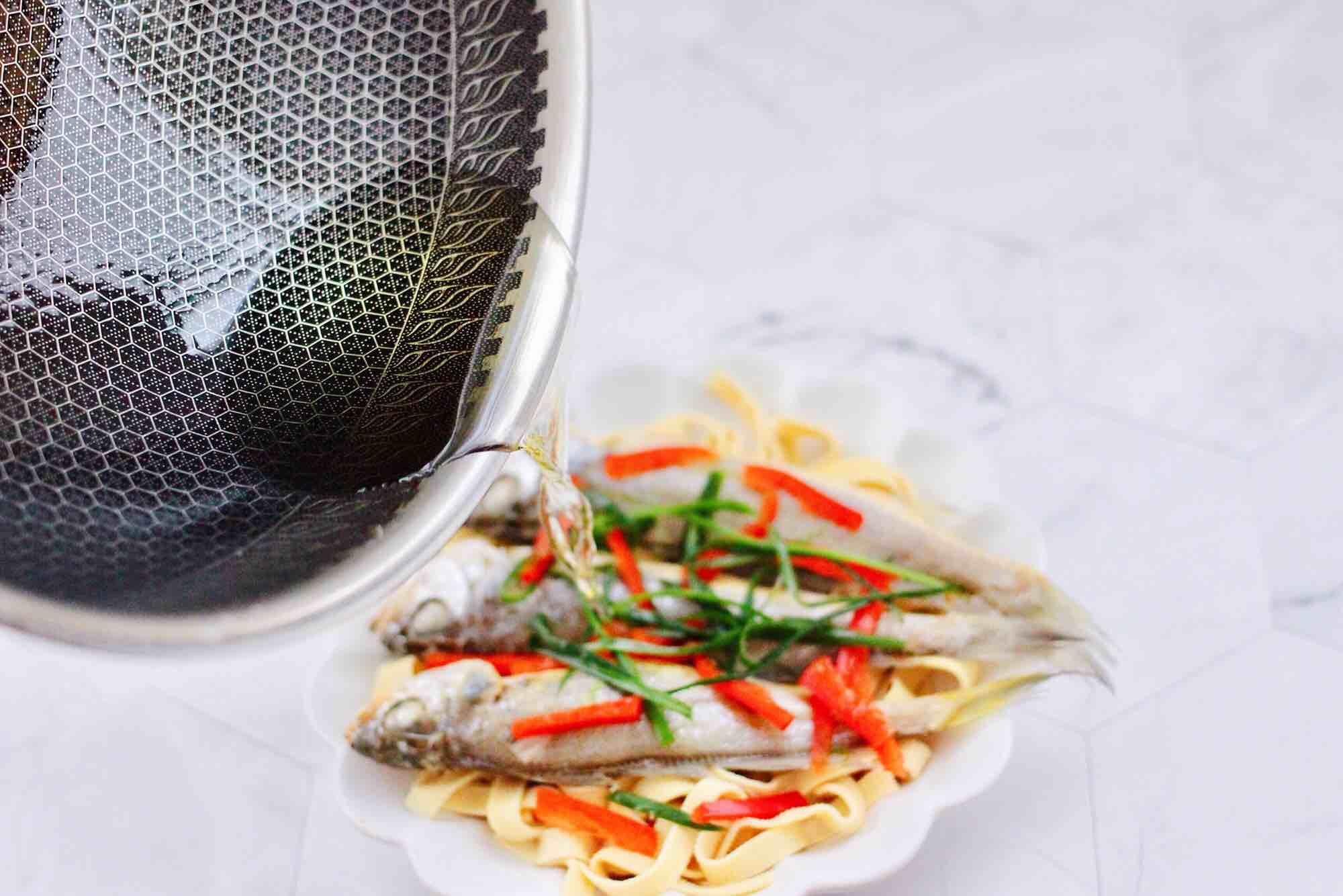 豆皮黄花鱼怎样煮