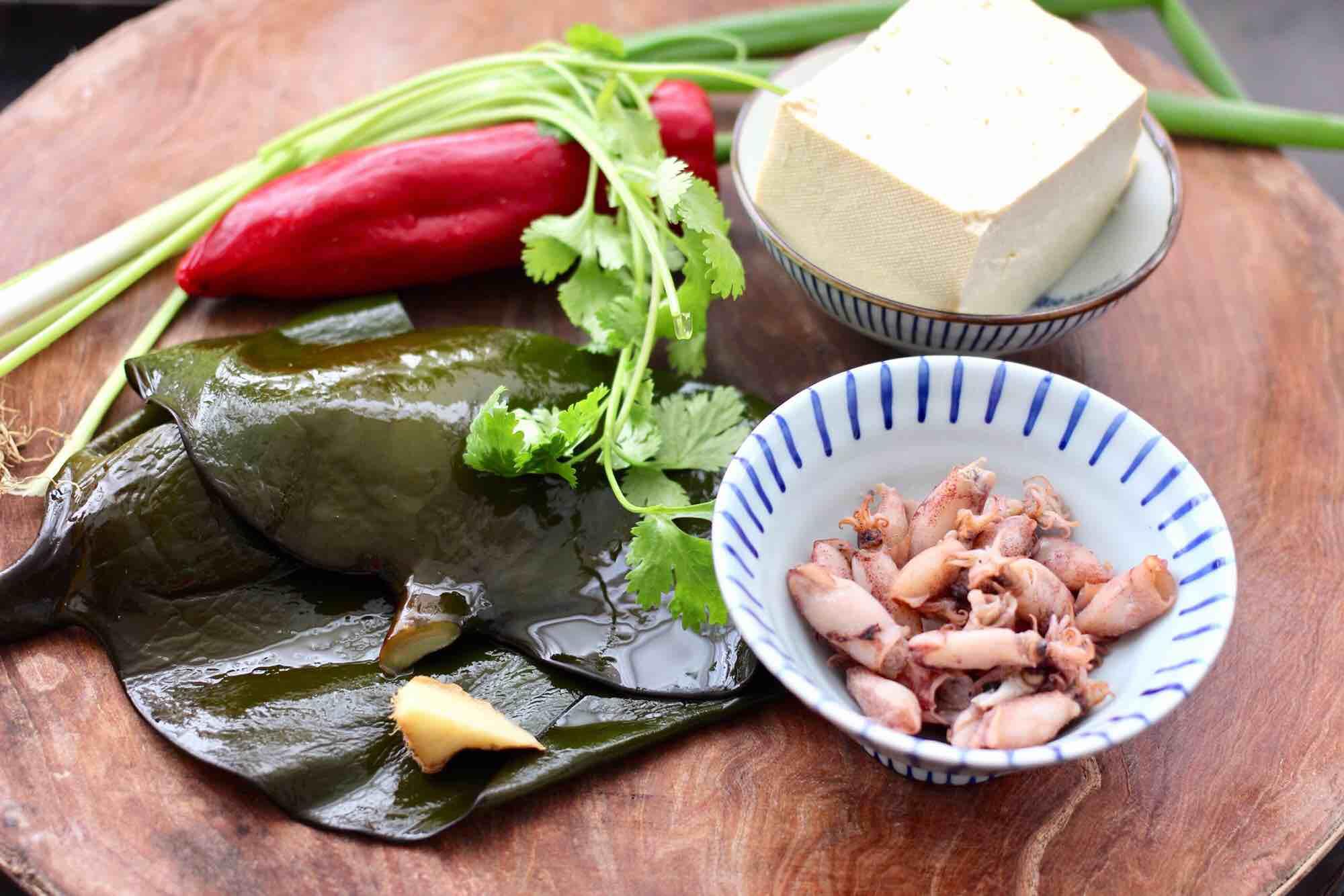 海带海兔豆腐汤的做法大全