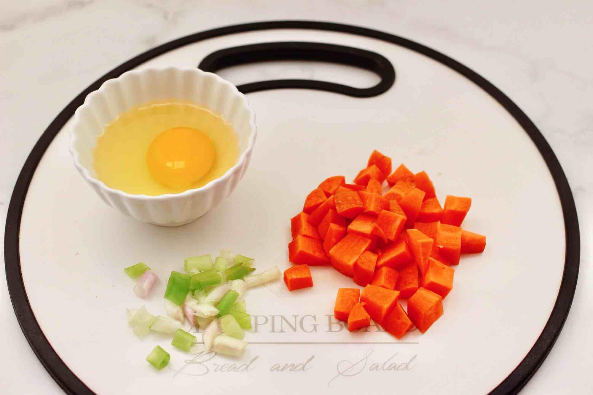 黄瓜飞蛤鸡蛋打卤面怎么吃