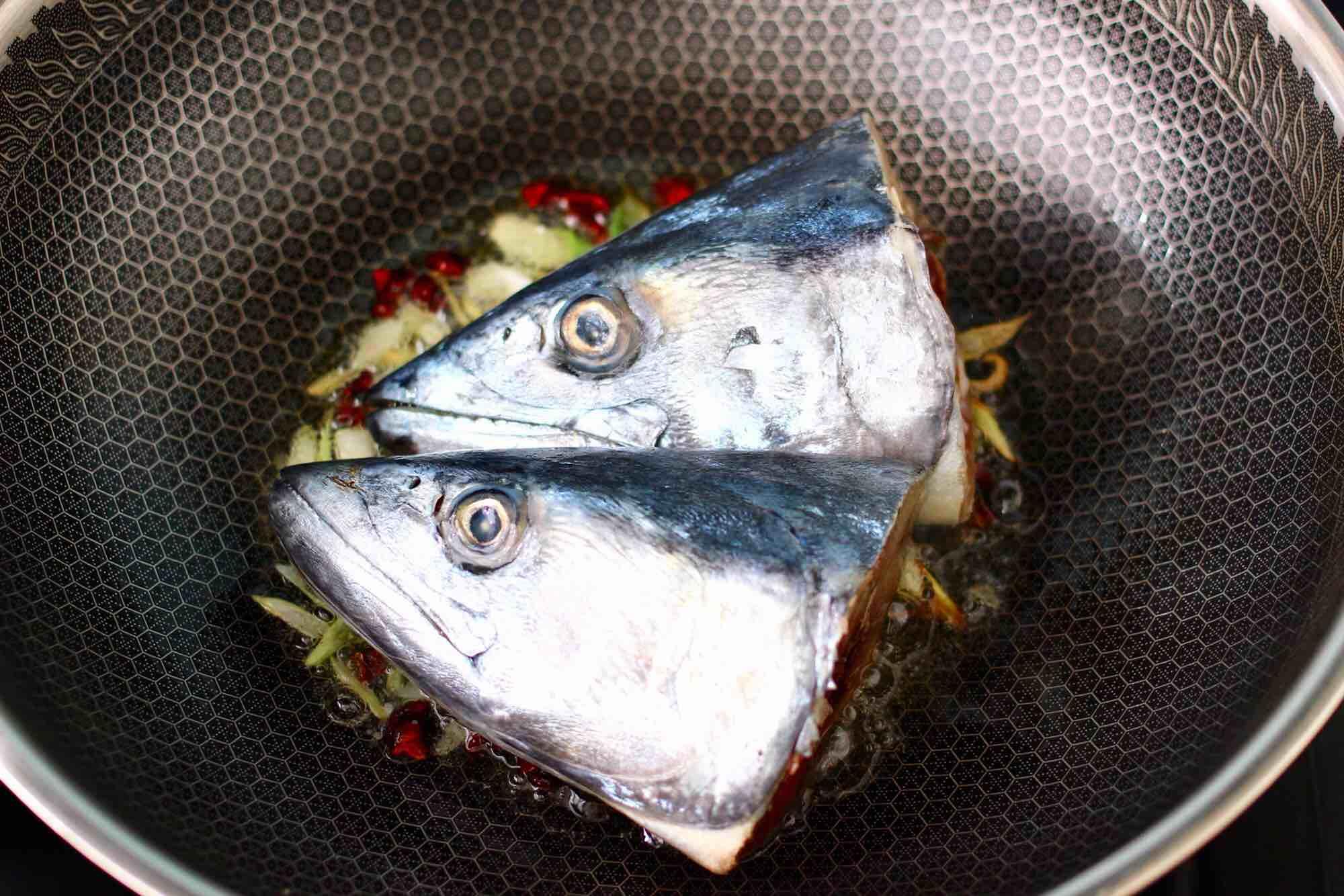 红烧鲅鱼头怎么做