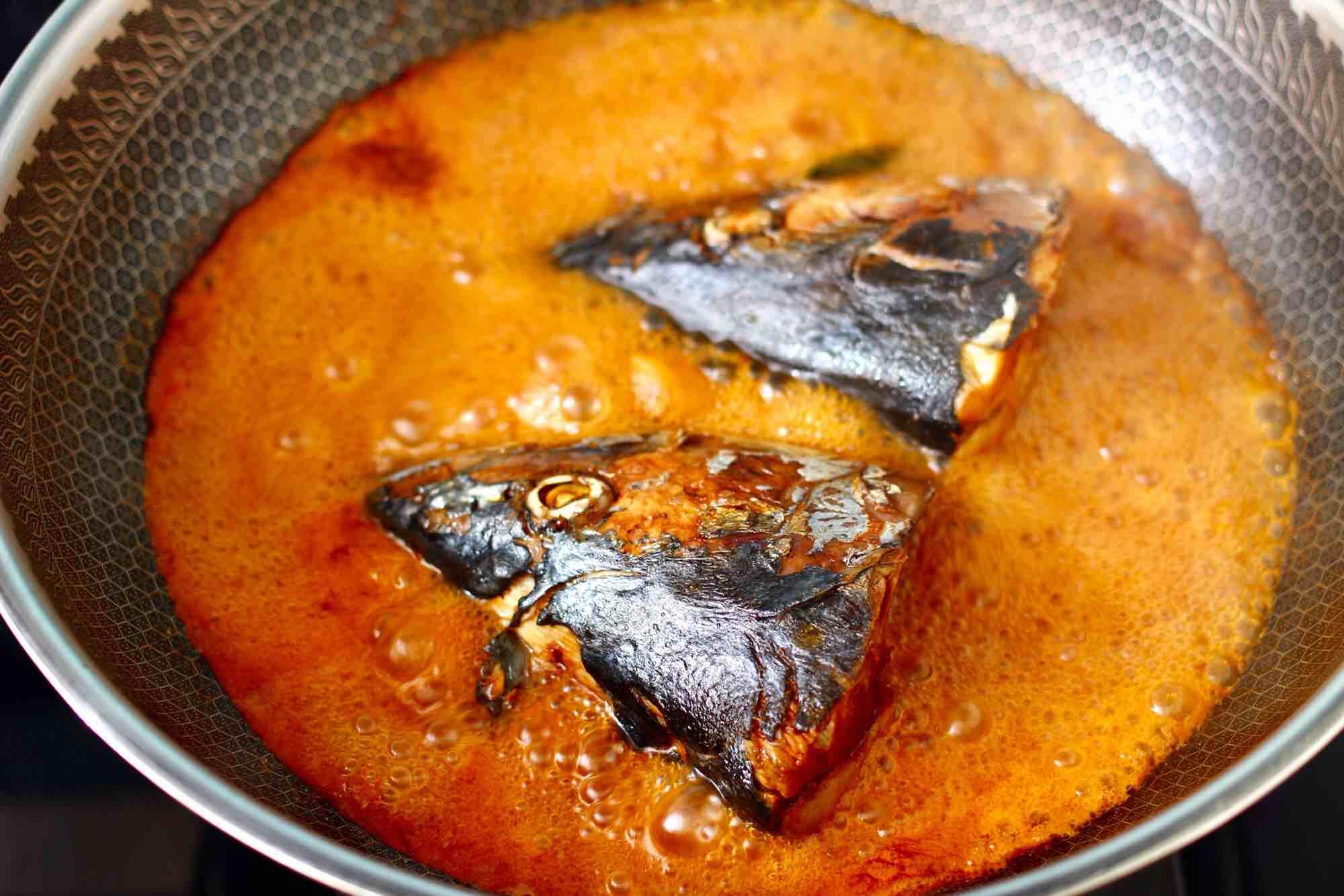 红烧鲅鱼头怎样做
