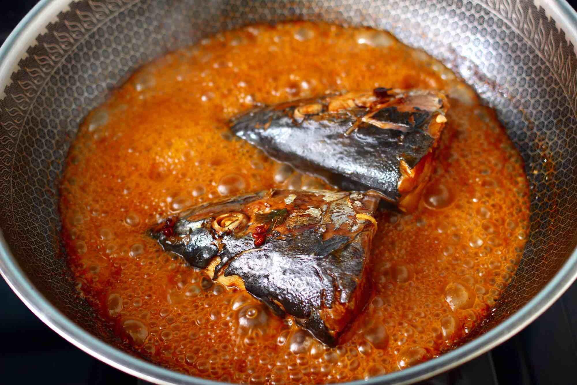 红烧鲅鱼头怎样炒