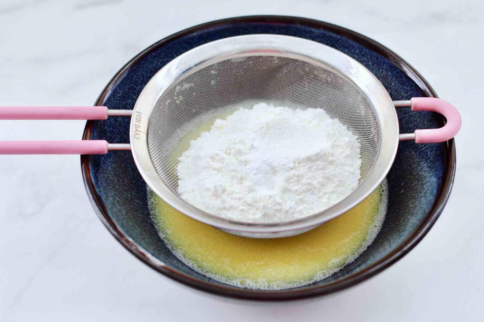 奶香水果干华夫饼怎么炒