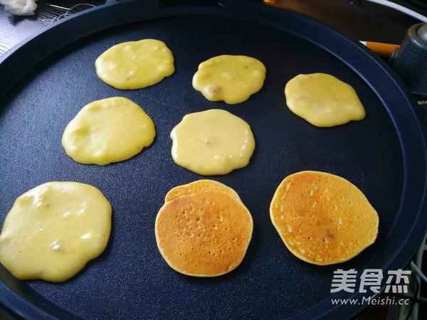 香蕉小饼的简单做法