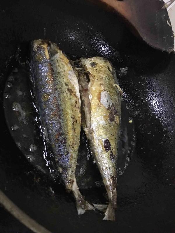 香辣鲅鱼的家常做法