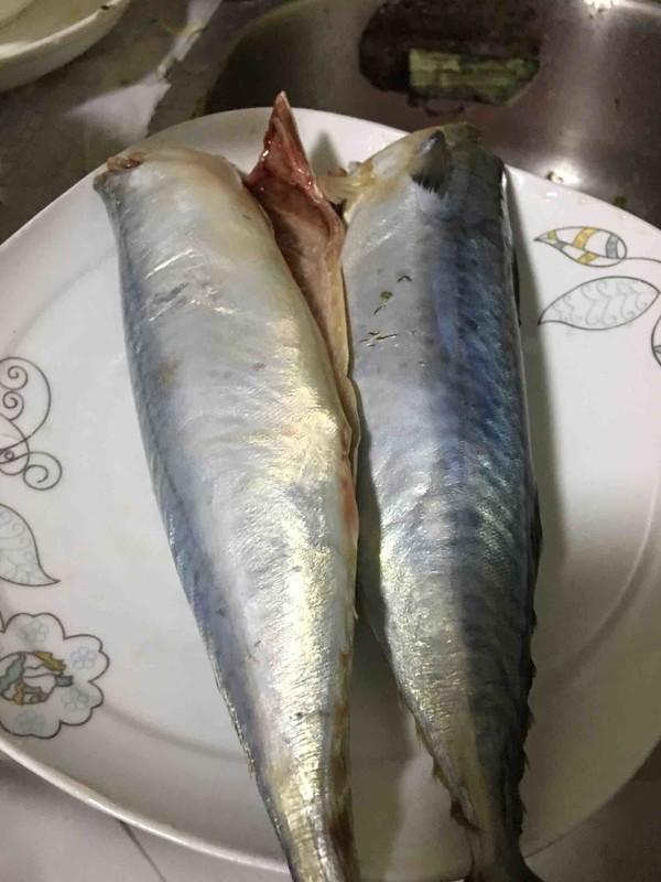 香辣鲅鱼的做法图解
