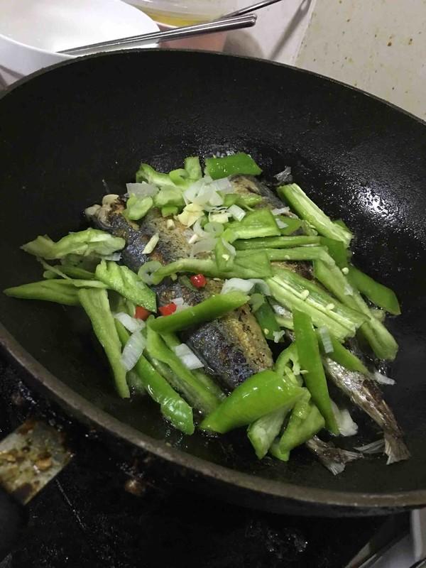 香辣鲅鱼的简单做法