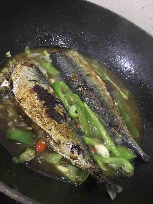 香辣鲅鱼怎么做