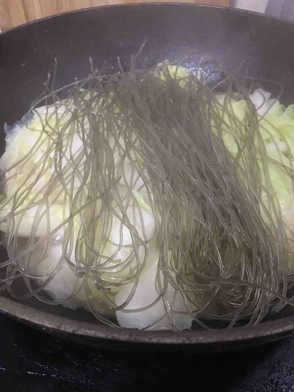 白菜肉炖粉条怎么炒