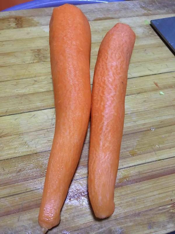 香辣胡萝卜炒羊腿排怎么吃