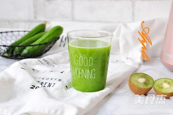 黄瓜猕猴桃汁怎么煮