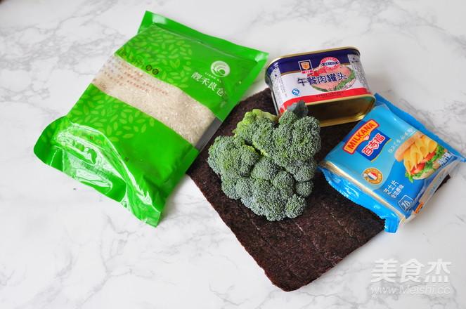 米饭三明治的做法大全