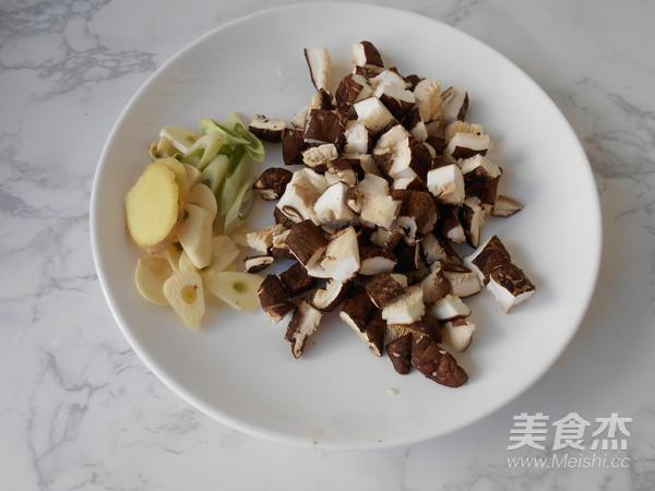 香菇肉末豆腐煲的家常做法
