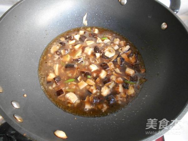 香菇肉末豆腐煲怎么煮