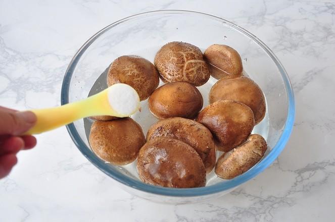 菌菇汤面的家常做法