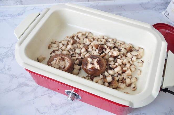 菌菇汤面怎么做
