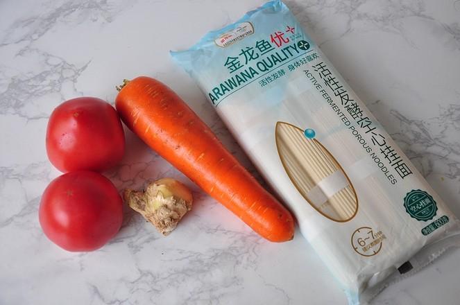 西红柿牛腩面的做法大全