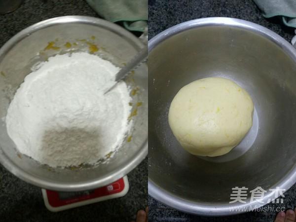 芝麻南瓜饼的做法图解