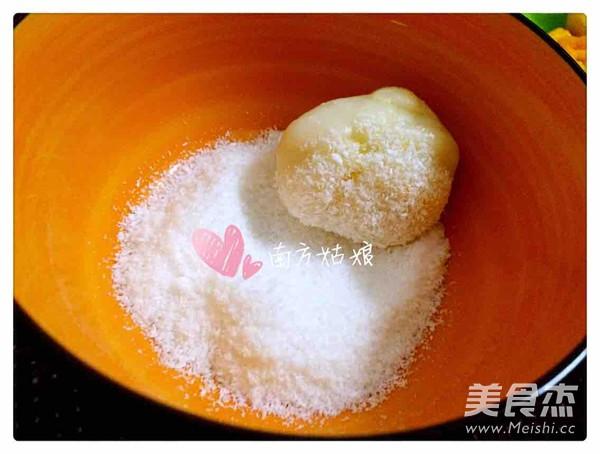 芒果糯米糍怎样做