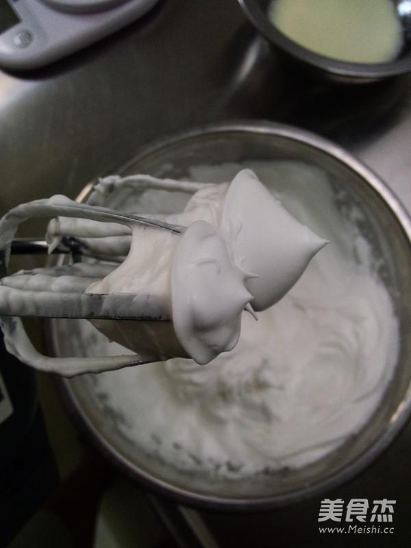 戚风蛋糕的简单做法