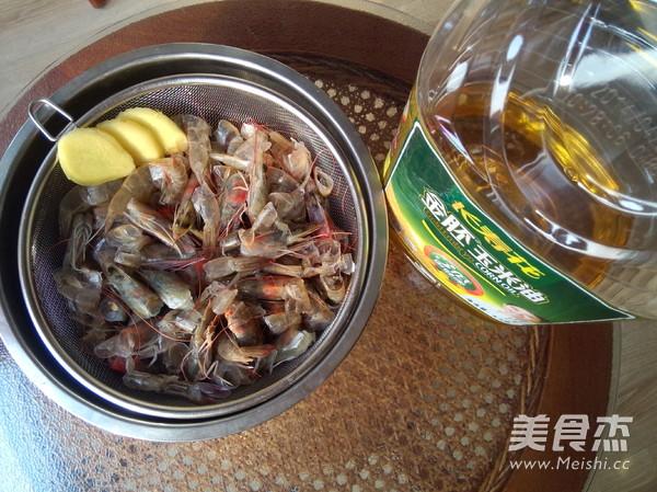 自制新鲜虾油的做法大全