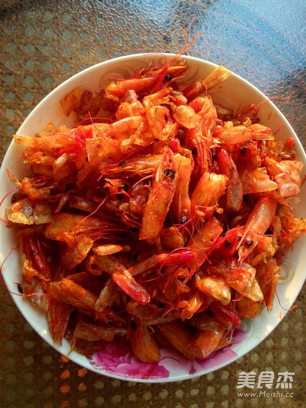 自制新鲜虾油怎么做