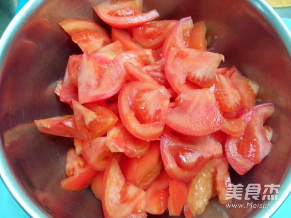 西红柿炖牛肉的家常做法