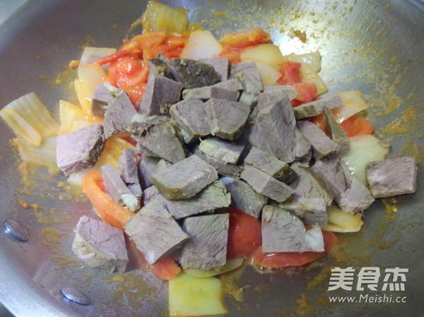 西红柿炖牛肉怎么煮