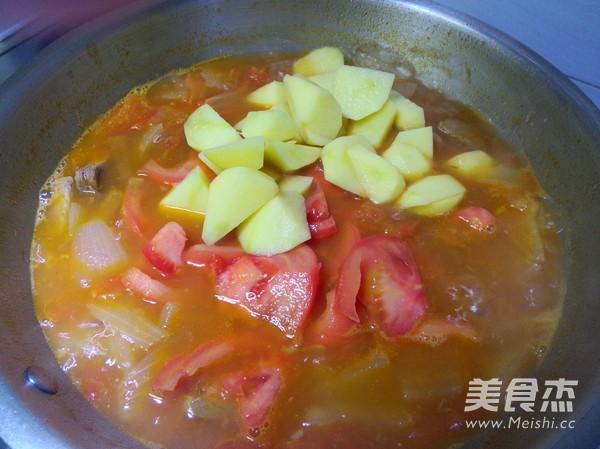 西红柿炖牛肉怎样煮
