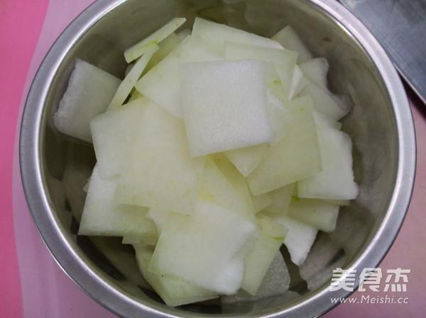 海米冬瓜汤的家常做法
