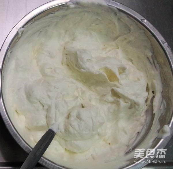 榴莲千层蛋糕的制作