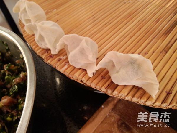 韭菜猪肉水饺的做法大全