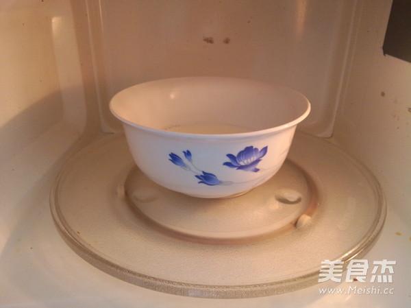 自酿水果酸奶的家常做法