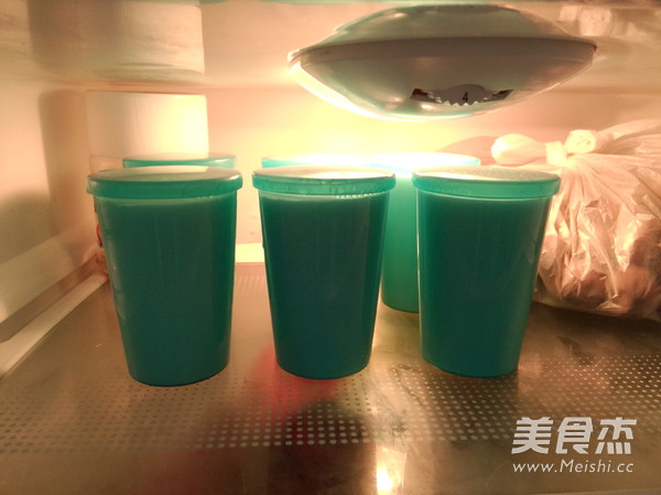 自酿水果酸奶怎么炖