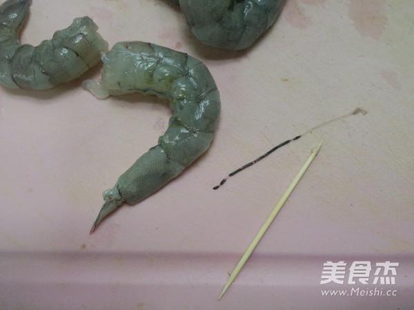 软炸虾仁的做法图解