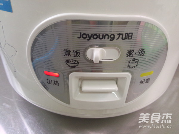 排骨米饭怎样炒