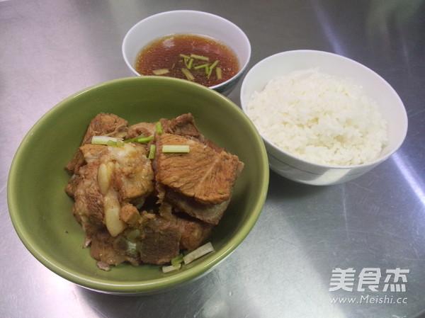 排骨米饭怎样煮
