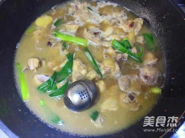 黄焖鸡怎样煮