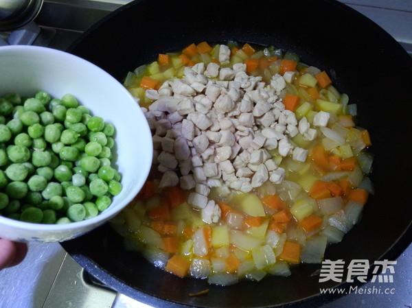 咖喱鸡肉饭怎样做