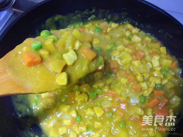 咖喱鸡肉饭怎样煮
