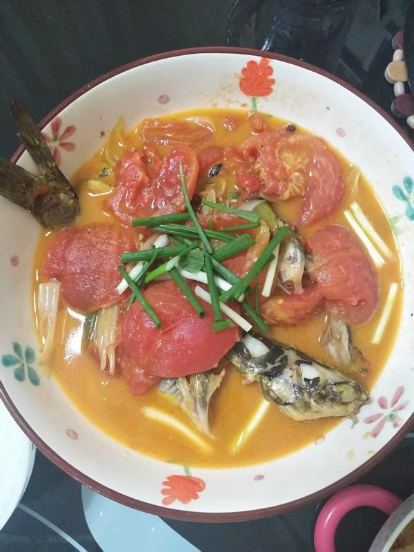 小儿菜谱之番茄炖黄辣丁的步骤