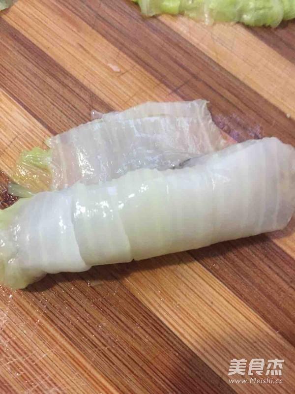 白菜莲花怎样煮